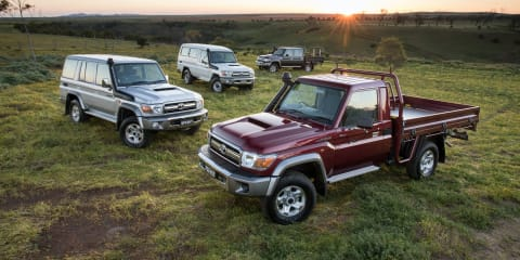 The unending allure of the Toyota LandCruiser 70 Series: Market Insights