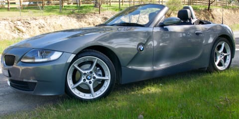 2007 BMW Z4 2.5Si review