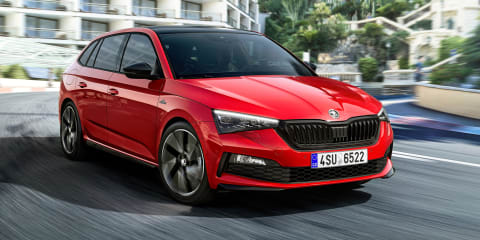 2020 Skoda Scala Monte Carlo revealed