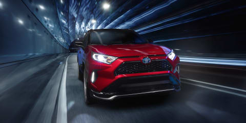 Toyota RAV4 plug-in hybrid not for Australia just yet