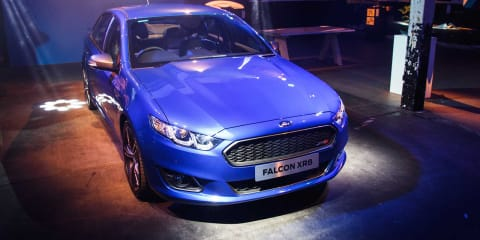 2014 Ford Falcon XR8 - reveal and first look