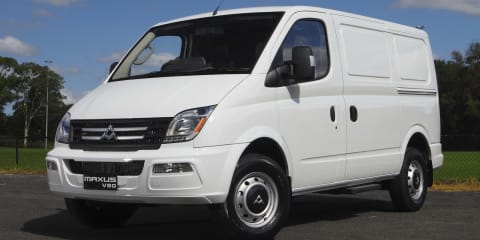 WMC forced to change Chinese van name: LDV in, Maxus out