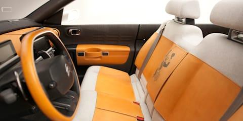Citroen C4 Cactus to retain concept's Air Bumps, bench-style front seat