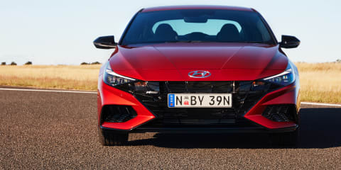 2021 Hyundai i30 Sedan N Line review