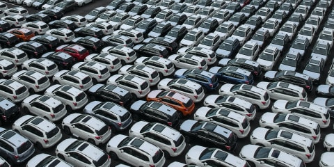 Expert forecasts weakest annual new-car sales since 2002