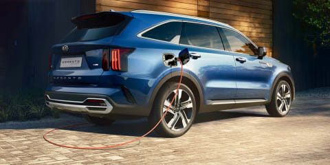 2021 Kia Sorento Hybrid and plug-in hybrid (PHEV) confirmed for Australia