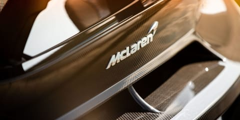 "McLaren: ""We will not build an SUV"""