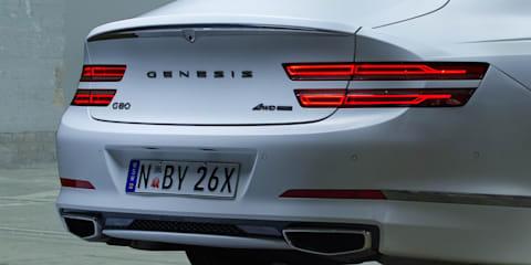 2021 Genesis G80 price and specs