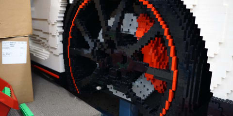 Life-size LEGO Honda Civic Type R debuts in Melbourne: We talk with the man behind its build