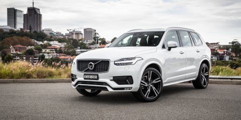 2022 Volvo XC90 may be company's last petrol-powered model – report