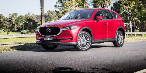 2018 Mazda CX-5 Maxx Sport diesel review