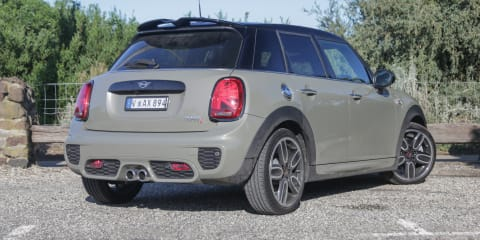 2020 Mini Cooper S review: 5-door automatic