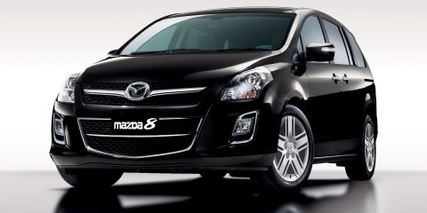Mazda not interested in the people-mover segment