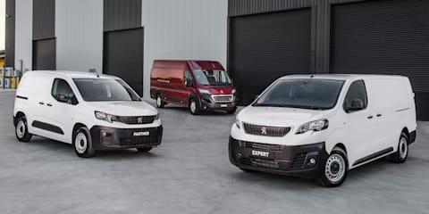 Peugeot rejoins van market: autonomous emergency braking and five year warranty across the range
