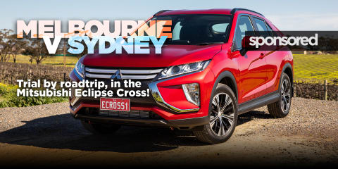 Melbourne v Sydney in the Mitsubishi Eclipse Cross: Trial by roadtrip