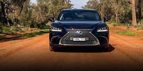2020 Lexus ES300h Sports Luxury long-term review: The road trip