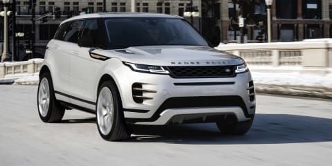 2021 Range Rover Evoque price and specs: Mild hybrid option now available