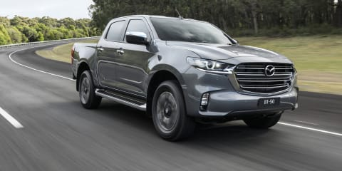 2021 Mazda BT-50 due October: What the Isuzu D-Max means for its twin under the skin