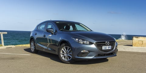 Mazda 3 Review : LT2