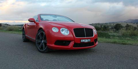 2013 Bentley Continental GTC Review