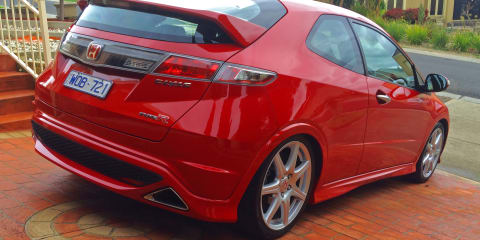 2008 Honda Civic Type R review