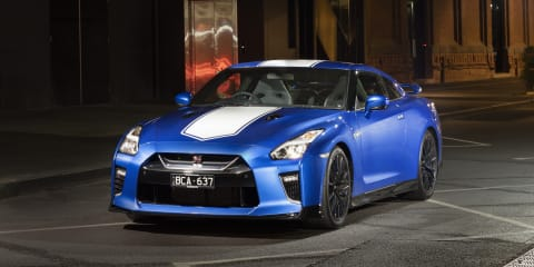 2020 Nissan GT-R pricing and specs