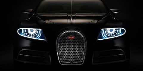 Bugatti mulling electric SUV - report