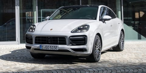 2021 Porsche Cayenne E-Hybrid models gain larger batteries, increased range