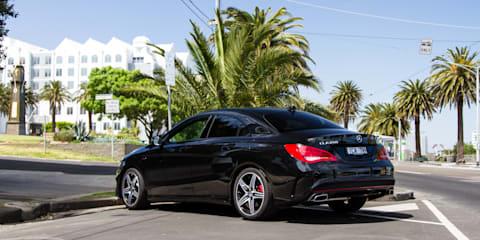 2014 Merecedes-Benz CLA250 Sport Speed Date