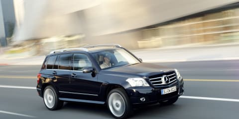 The Mercedes-Benz SUV we never saw, the GLK-Class