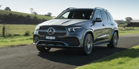 2019 Mercedes-Benz GLE recalled