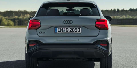 2021 Audi Q2 facelift revealed ahead of Australian debut