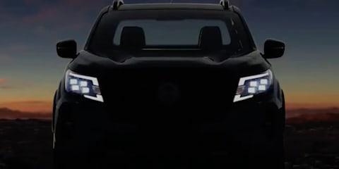 2021 Nissan Navara caught undisguised – UPDATE: Teased!
