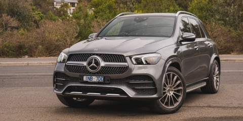 2019 Mercedes-Benz GLE 300d recalled for faulty airbags