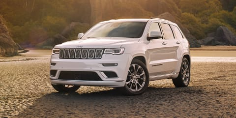 2019 Jeep Grand Cherokee Summit revealed