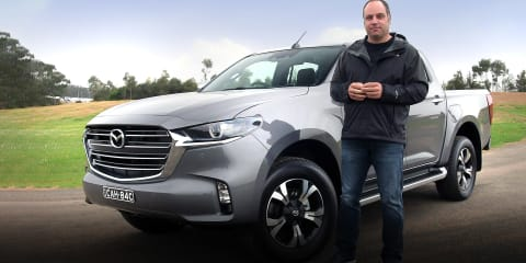 Video: 2021 Mazda BT-50 review – Australian first drive