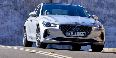 2019 Genesis G70 2.0T Ultimate review