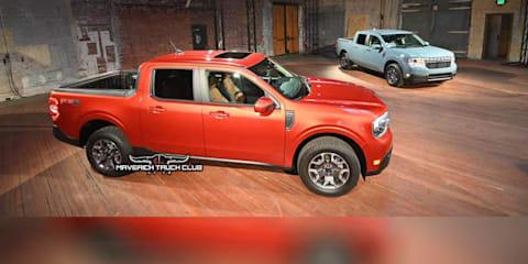 2022 Ford Maverick: Baby Ranger ute leaked ahead of June 8 reveal with hybrid power, not for Australia