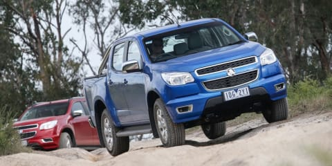 2015 Holden Colorado and Colorado 7 Review
