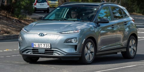 2018-2020 Hyundai Kona EV and Nexo recalled with brake fault