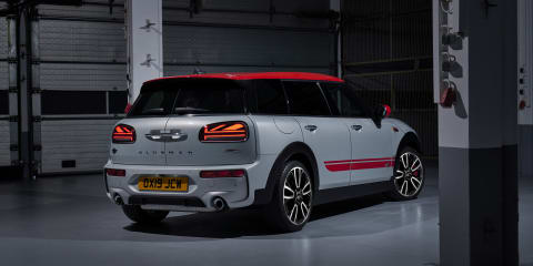 2020 Mini Clubman JCW pricing and specs