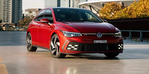 2021 Volkswagen Golf GTI launch