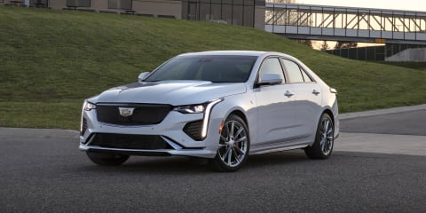 2020 Cadillac CT4 revealed