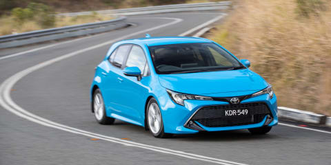 Another nail in the coffin for manual gearboxes: Toyota Corolla manual deleted