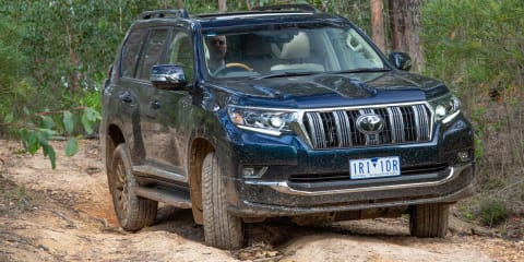 2020 Toyota Prado review: Kakadu Horizon
