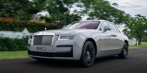 Video: 2020 Rolls Royce Ghost review – Australian first drive