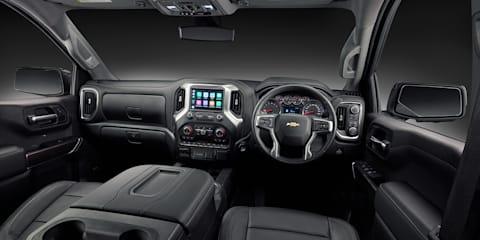 2020 Chevrolet Silverado 1500: Australian launch set for March