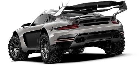 Porsche tuners Gemballa and RUF reveal off-road 911 concepts