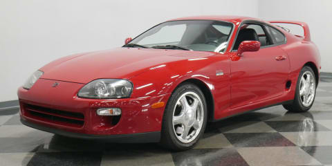 1997 Toyota Supra selling for nearly twice as much as a new one