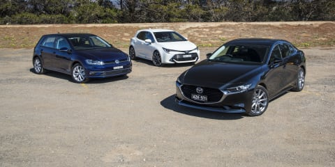 Week 1 wraps up for Drive Car of the Year 2020
